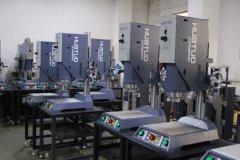 超声波焊接机声音大怎么解决?